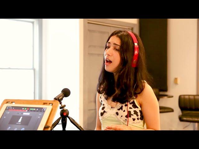 Break My Heart Again performed by Abby Kish