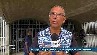 A Pointe-à-Pitre, six listes sont engagées dans la bataille municipale