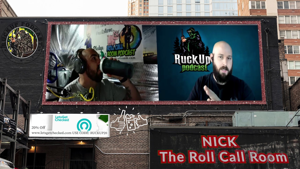 Interview with Nick The Roll Call Room