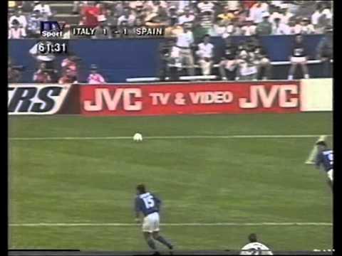 09/07/1994 Italy v Spain