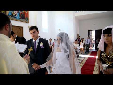 Армянская Свадьба Гезалян Карена и Люсине Венчание