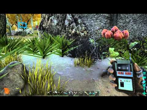 ark survival evolved how to find plant x seeds used to