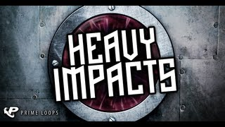 Heavy Impacts, SFX, epic subs, metal hit samples & cinematic sound effects.