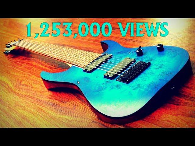 E Minor Rock/Electronic Guitar Backing Track
