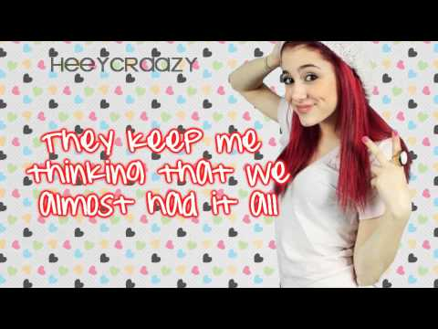 Rolling In The Deep - Ariana Grande (Lyrics)
