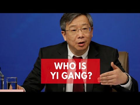 Who is Yi Gang? US-trained economist appointed as head of China's central bank