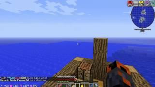 Minecraft Server de mods YouModsV3 | Ep7 | Barcos pirata y escoba nueva