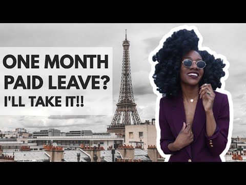 What's It Like to Work in France? | Finding a Job, Work Benefits, Work Culture, + More!