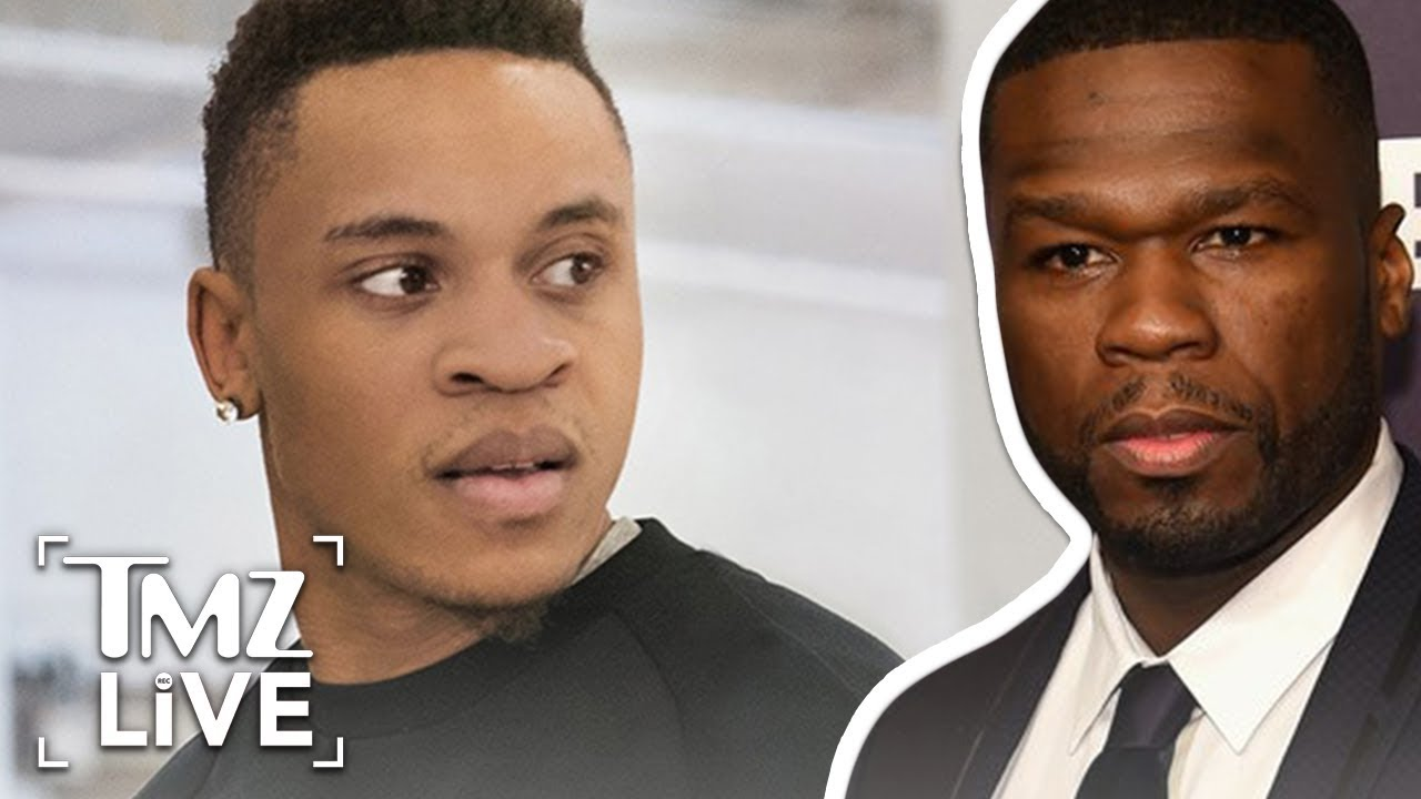 50 Cent Calls Out 'Power' Star Rotimi | TMZ Live