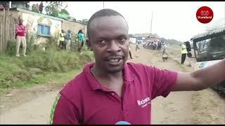 Two injured after accident involving trailers and matatu at Ngata Bridge, Nakuru-Eldoret highway
