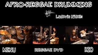 Download DVD AFRO REGGAE DRUMMING CONTENTS MP3 song and Music Video