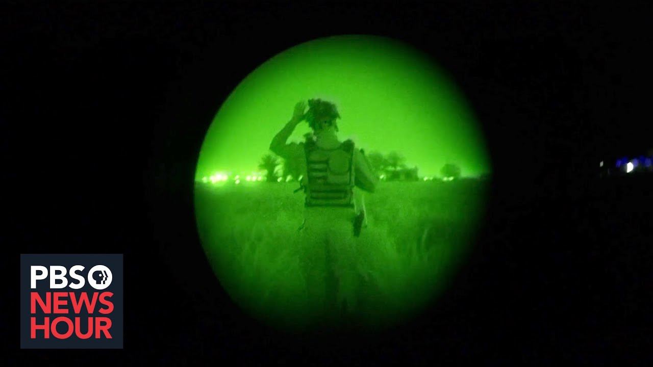 Download Watch Iraq's secretive counterterrorism unit track down and extract an ISIS fighter