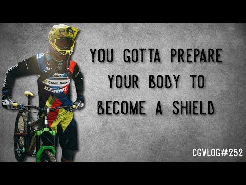 HOW TO PREVENT AND DEAL WITH INJURIES - Sport & MTB Pro Tips - CG VLOG #252