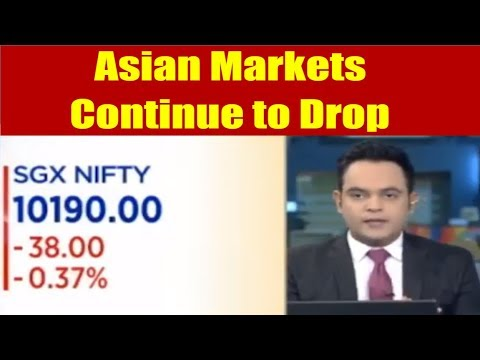 Asian Markets Continue to Go Down | Power Breakfast | Business News | CNBC-TV18