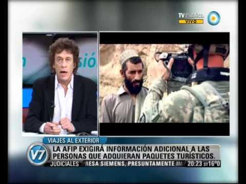 Visión Siete: Marines en Uruguay