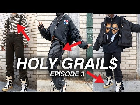 Holy Grails - The BIGGEST Raf Simons Collection EVER!!!