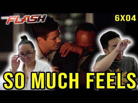 Download THE FLASH 6x4 REACTION There Will Be Blood Season 6 Episode 4 REVIEW