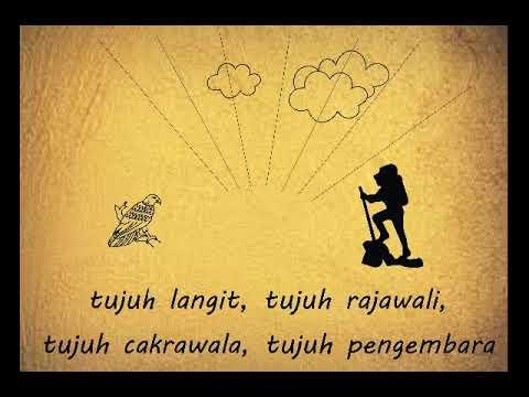 Musikalisasi Puisi Sajak Rajawali karya WS Rendra (Video Lirik)