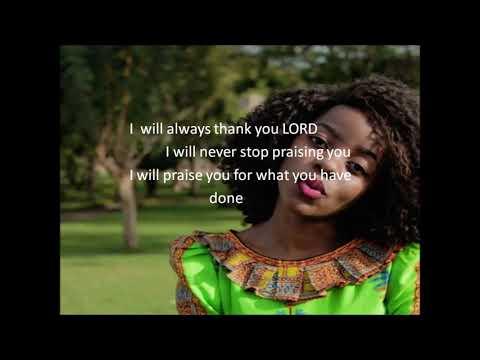 Eunice Ferdinard-Agape Love(Lyrics Video)