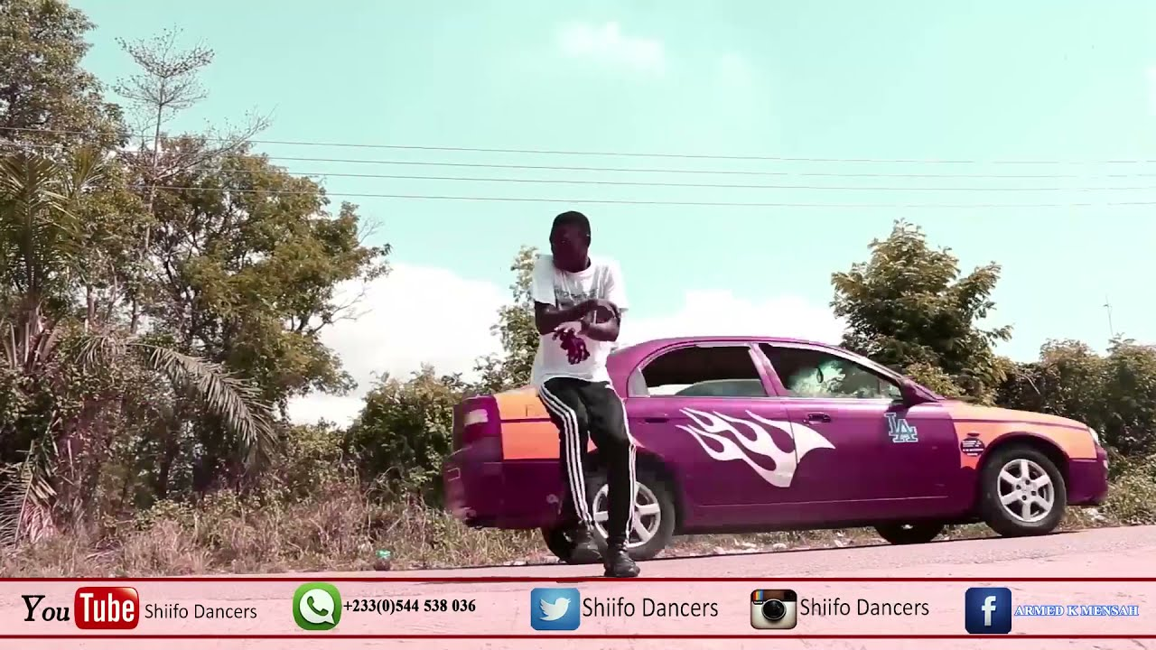 Runtown - Mad Over You (shiifo dancers official video)1 mp4
