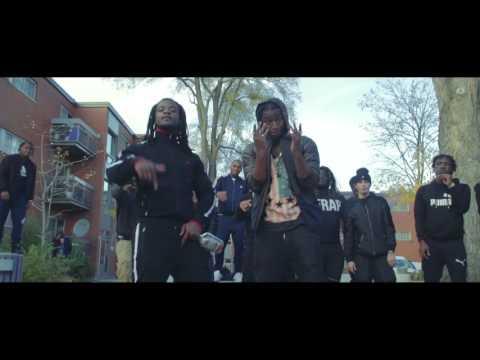 Lost Feat. B.Cliff (Frapboyz)  - Ennemis (Music Video By Kevin Shayne)