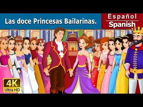 Las doce Princesas Bailarinas | Cuentos para dormir | Cuentos Infantiles| Cuentos De Hadas Españoles