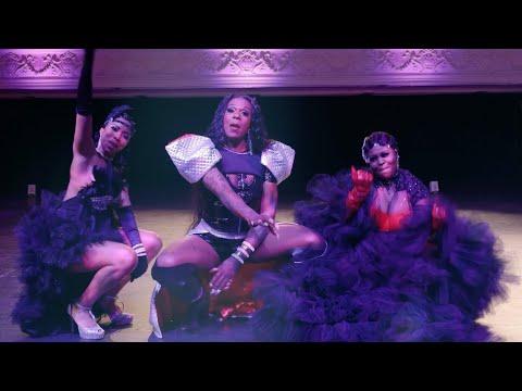 Смотреть клип Big Freedia Ft. Soaky Siren & Tank And The Bangas - Betty Bussit