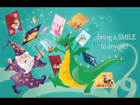 Best create you own greeting cards software.