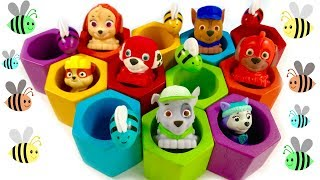 Best Learning Colors Video for Children Paw Patrol Bee Hive | Fizzy Fun Toys