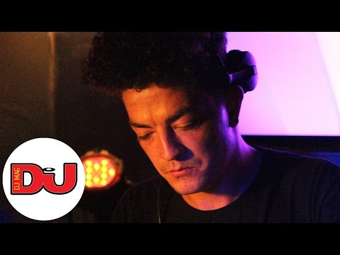 Billy Kenny LIVE from DJ Mag HQ