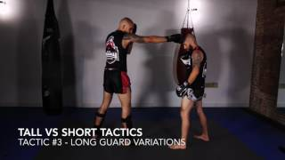 Tall vs Short - Top 5 Fight Tactics Against Shorter Opponents