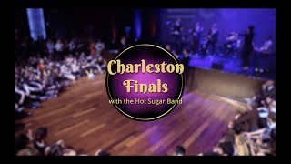 Savoy cup 2018 - charleston finals with the hot sugar band
