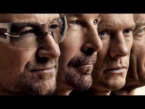 U2: THE JOSHUA TREE TOUR 2017 red hill mining town