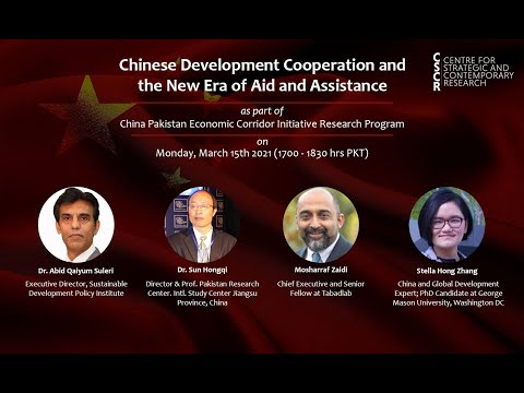 Chinese Development Cooperation and the New Era of Aid and Assistance