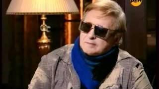 Идеальное интервью на РЕН ТВ. Виктюк (2 часть).(в роли Игоря Порываева - Вячеслав Верещака))