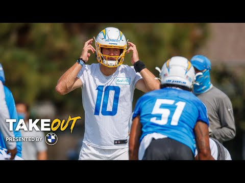 Justin Herbert's Welcome to the NFL Moment | Takeout