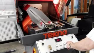 Tronzadora Tekna TK 133