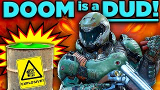 Exploding Barrels Are a LIE! | The SCIENCE of.. Doom Barrels