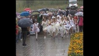 Забег невест в Березниках