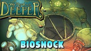 We Need To Go Deeper Gameplay German - Bioshock Boss Fight