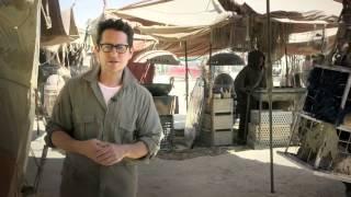 о съемках фильма Звездные войны: Эпизод 7 (2015)