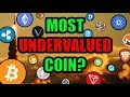What Cryptocurrency Do YOU Think Is Extremely Undervalued Right Now? [Altcoin & Bitcoin Analysis]