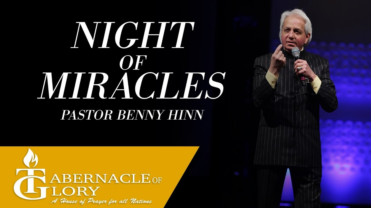 Pastor Benny Hinn | Night of Miracles | Day 1 | Tabernacle of Glory