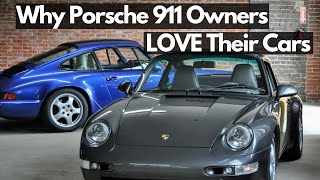 Porsche 911 Owner Interviews: Porsche 911 964 and Porsche 911 993 Owners Say Why They LOVE Their Car
