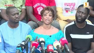 """Fatoumata Ndiaye """"Fouta Tampi"""", tabassée, accuse le maire Me Moussa Bocar Thiam (Senego-TV)"""