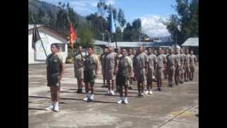Un  Dia  En El  Cuartel