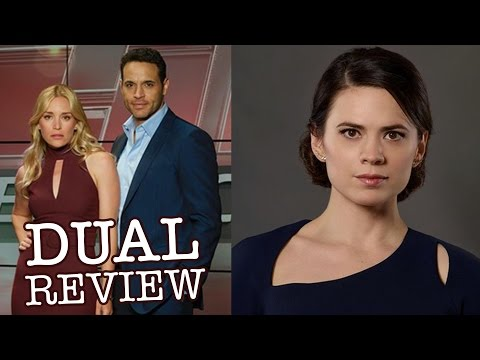 Notorious Review, Conviction Review - Hayley Atwell, Piper Perabo, Daniel Sunjata
