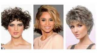 Kratke kovrcave frizure