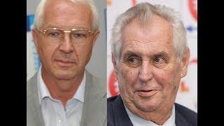NÁVOD: Koho volit za prezidenta - Jiří Drahoš x Miloš Zeman 2018