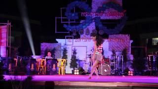 การแสดงmiss chalk ศ กษาศาสตร มช 57 งานกระดานดำส มพ นธ คร งท 10